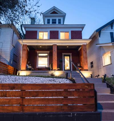 Columbus Single Family Home For Sale: 1596 Franklin Avenue