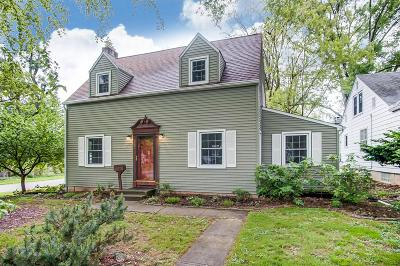 Columbus Single Family Home For Sale: 186 W Weisheimer Road