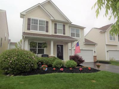 Westerville Single Family Home For Sale: 6095 Witherspoon Way