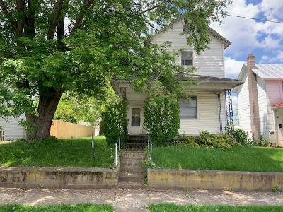 Lancaster Single Family Home For Sale: 633 Washington Avenue
