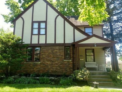 Columbus Single Family Home For Sale: 151 E Schreyer Place