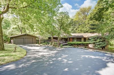 Upper Arlington Single Family Home For Sale: 4045 Henderson Road