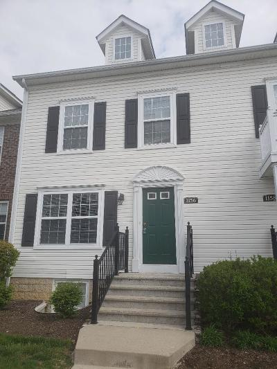 Westerville Condo For Sale: 1156 Green Knoll Drive
