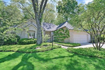 Columbus Single Family Home For Sale: 4220 Bibury Court