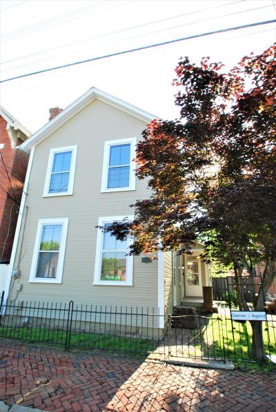Columbus Single Family Home For Sale: 616 S Pearl Street