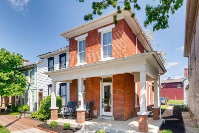 Columbus Single Family Home For Sale: 66 E 4th Avenue