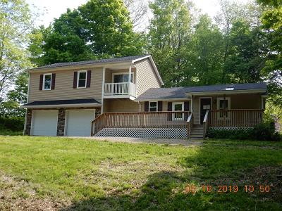 Mount Vernon OH Single Family Home For Sale: $152,000