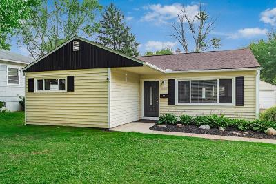 Clintonville Single Family Home For Sale: 633 Wetmore Road
