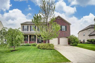 Lewis Center Single Family Home For Sale: 3277 Farmers Delight Drive