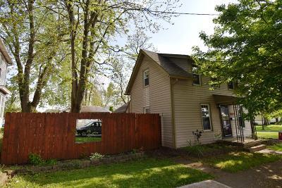 Single Family Home For Sale: 120 E Central Avenue
