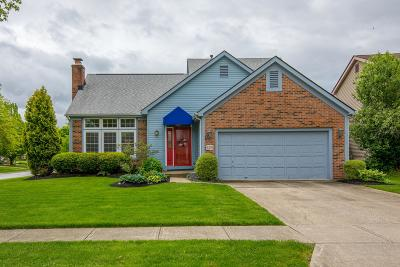 Pickerington Single Family Home Sold: 3299 Tumwater Valley Drive