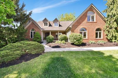 Lewis Center Single Family Home For Sale: 3680 Waverly Place Drive