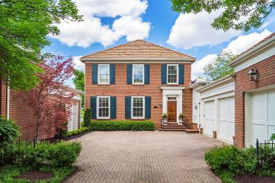 New Albany Single Family Home For Sale: 4 Alban Mews