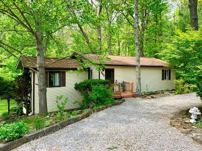 Howard Single Family Home For Sale: 320 Green Acre Drive
