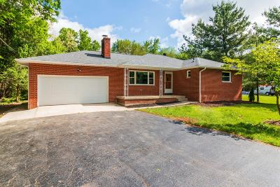 Westerville Single Family Home For Sale: 1228 E Walnut Street