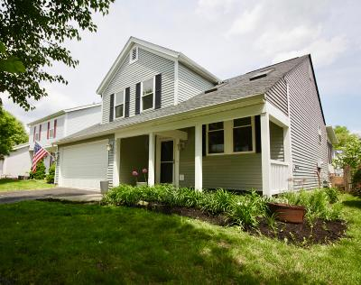 Reynoldsburg Single Family Home For Sale: 3300 Draycott Court