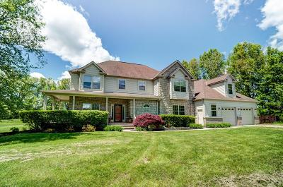 Delaware Single Family Home For Sale: 1770 Ford Road