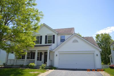 New Albany Single Family Home For Sale: 6111 Blaverly Drive