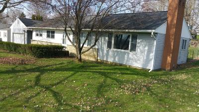 Thornville Single Family Home For Sale: 11604 Jacksontown Road