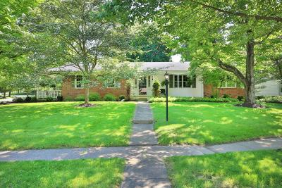 Worthington Single Family Home Sold: 338 Blandford Drive