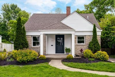 Columbus Single Family Home For Sale: 191 E Dominion Boulevard