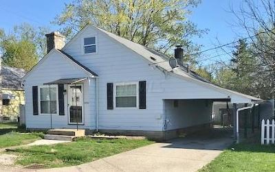 Reynoldsburg OH Single Family Home For Sale: $135,000
