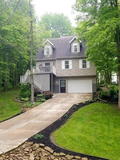 Howard Single Family Home For Sale: 677 Floral Valley Drive E