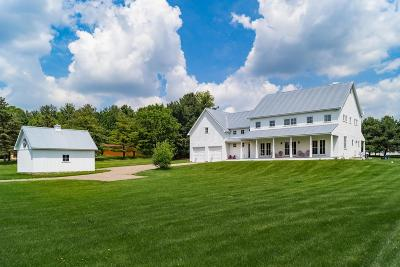 Licking County Single Family Home For Sale: 86 Wexford Drive