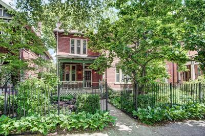Columbus Single Family Home For Sale: 74 N Monroe Avenue