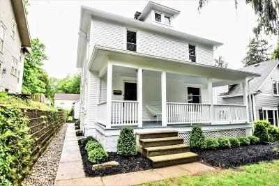 Single Family Home For Sale: 477 W Broadway