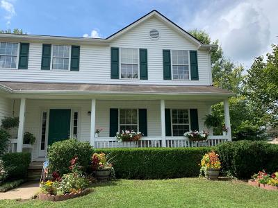 Lancaster Single Family Home For Sale: 1404 Autumn Drive