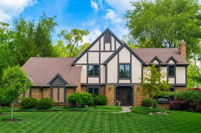 Columbus Single Family Home For Sale: 842 Curleys Court