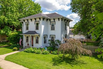 Mount Vernon Single Family Home For Sale: 302 E High Street