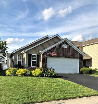 Canal Winchester Single Family Home For Sale: 6856 Riding Trail Drive