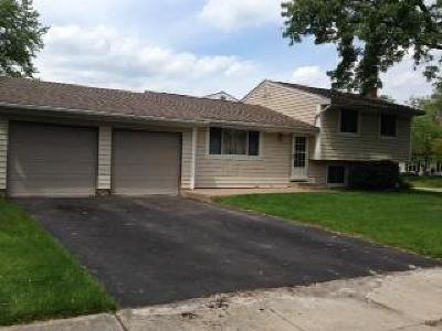 Westerville Single Family Home For Sale: 4420 Valley Quail Boulevard N