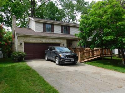 Westerville Single Family Home For Sale: 288 Saint Thomas Drive