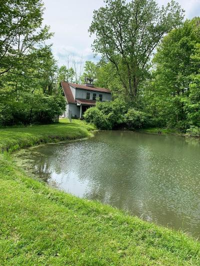 Delaware County, Franklin County, Union County Single Family Home For Sale: 5095 Red Bank Road