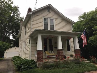 Bexley Single Family Home For Sale: 850 College Avenue