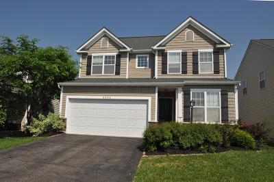 Canal Winchester Single Family Home For Sale: 6896 Bigerton Bend