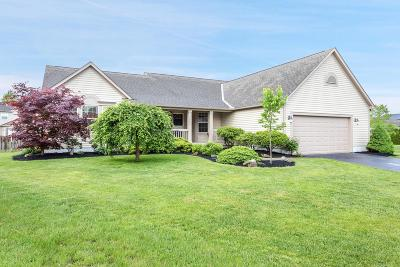 Single Family Home For Sale: 7800 Narrow Leaf Court