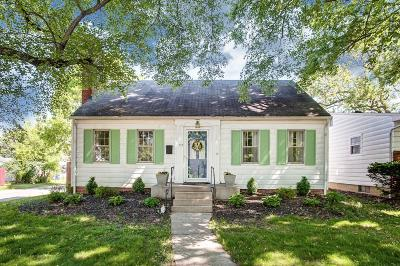Columbus OH Single Family Home For Sale: $264,900