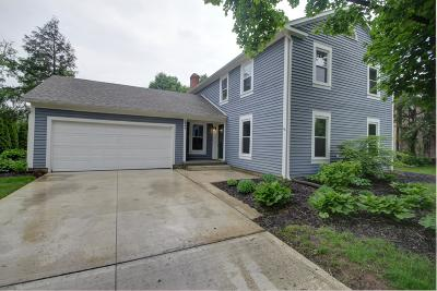Westerville Single Family Home For Sale: 1249 Colston Drive