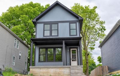 Columbus Single Family Home For Sale: 1566 Franklin Avenue