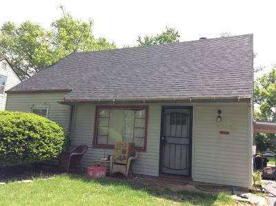 Columbus OH Single Family Home For Sale: $107,900