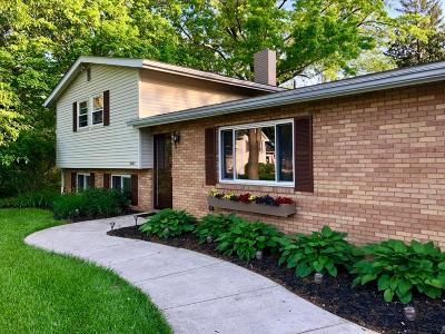 Hilliard Single Family Home For Sale: 4247 Darbyshire Court