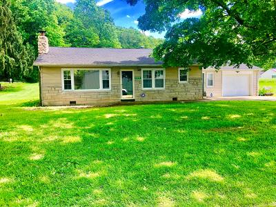 Laurelville OH Single Family Home Pending Finance And Insp: $145,000