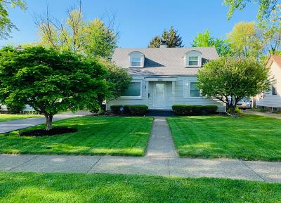 Columbus OH Single Family Home For Sale: $139,900