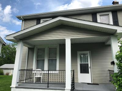 Columbus OH Single Family Home For Sale: $57,900