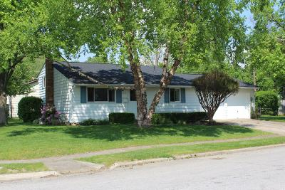 Reynoldsburg Single Family Home For Sale: 6374 Rygate Drive