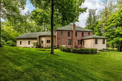 Fairfield County, Pickaway County, Ross County Single Family Home For Sale: 7973 Benson Road